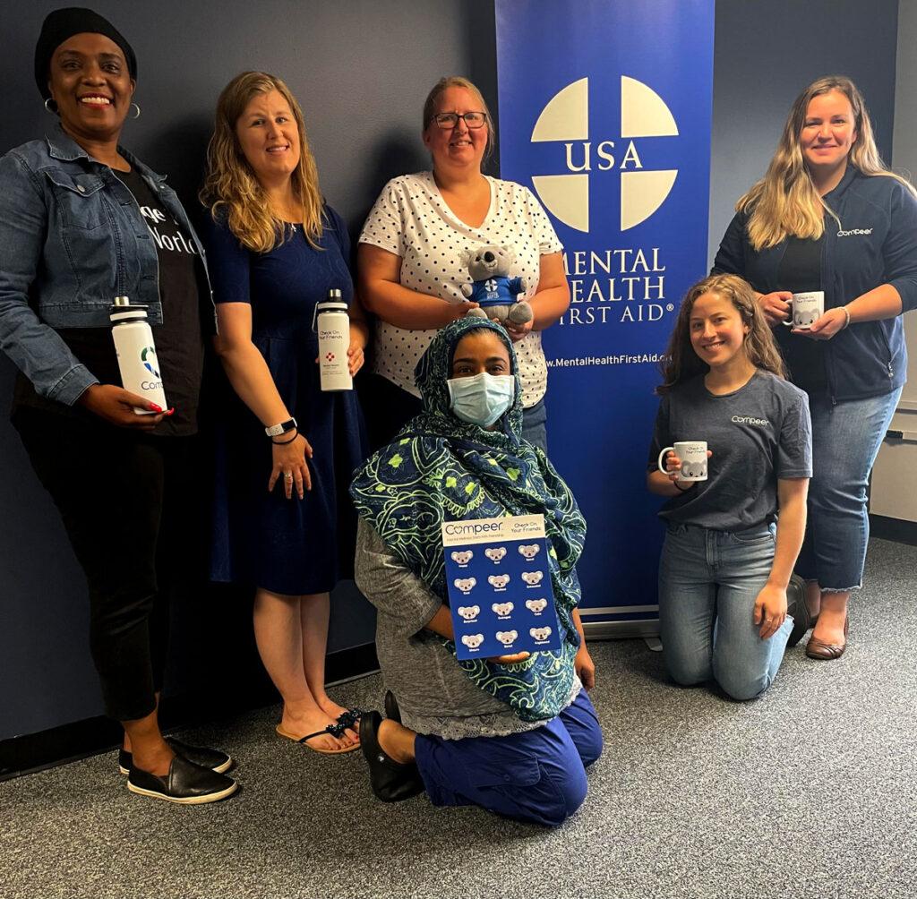 Mental Health trainng group
